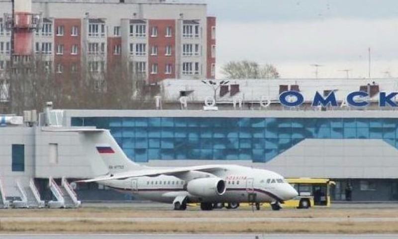 Застраивать территорию действующего омского аэропорта хочет фирма с родины Буркова