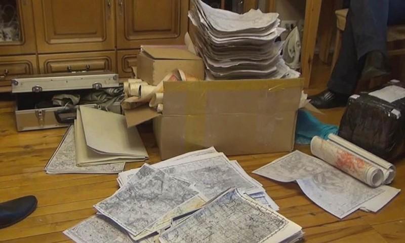 Разоблаченные ФСБ в Омске продавцы секретных карт Генштаба оказались пенсионерами-коллекционерами