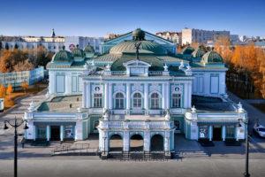 Достопримечательности Омска и Омской области