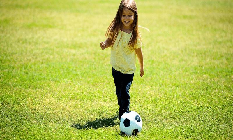 """В спортивной школе """"Красная звезда"""" открылся набор детей дошкольного возраста на обучение игре в футбол"""