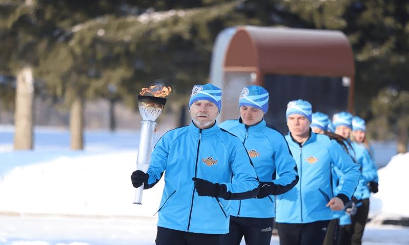 В Знаменское отправится факельная эстафета «Праздника Севера»