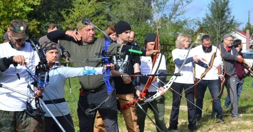 В Омской области завершился чемпионат по стрельбе из лука